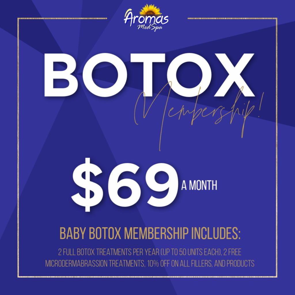 Baby Botox Membership